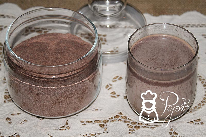 Cacao soluble casero thermomix
